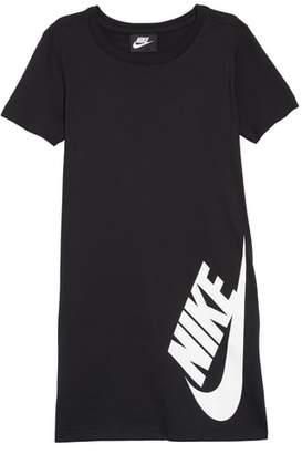 Nike Sportswear Logo Shirtdress