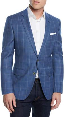 BOSS Men's Slim Fit Window Sport Coat