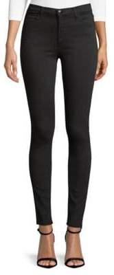 J Brand High-Waisted Stretch Skinny Jeans