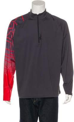 Spyder Woven Lightweight Pullover