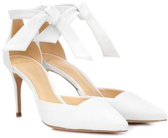 Alexandre Birman Exclusive to mytheresa.com Savina leather pumps