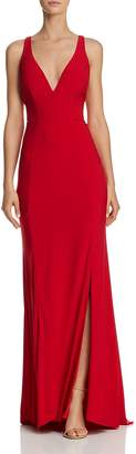 Mac Duggal Plunging Gown