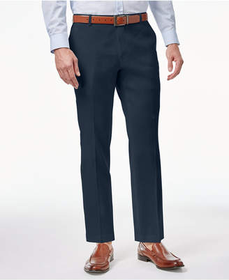 Inc International Concepts Men's Linen Stretch Slim-Fit Pants, Created for Macy's $39.98 thestylecure.com
