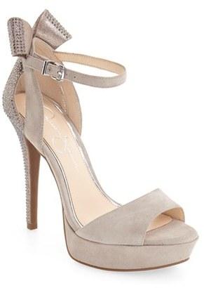 Women's Jessica Simpson 'Baani' Platform Sandal $97.95 thestylecure.com