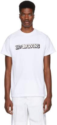 Noon Goons White Quarter Mile T-Shirt