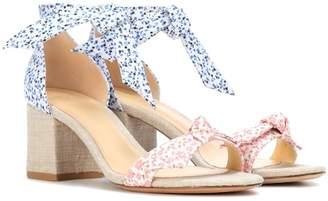 Alexandre Birman Exclusive to mytheresa.com – Clarita floral-printed sandals