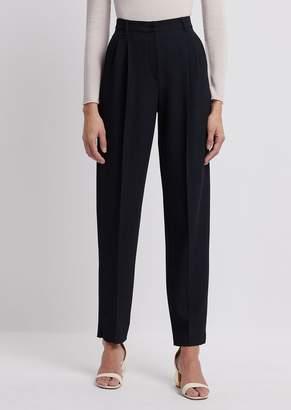 b688f97715 Emporio Armani Women's Casual Pants - ShopStyle