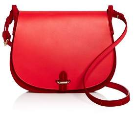 Celine Lefebure Emma Leather & Suede Saddle Bag - 100% Exclusive