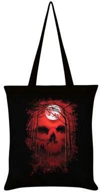Requiem Collective Celestial Secret Black Tote Bag 38X42Cm