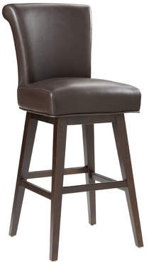 Sunpan Modern 5West Hamlett 30 Swivel Bar Stool