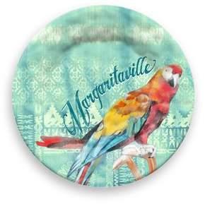 Margaritaville Textile Melamine 8.5 Salad Plate