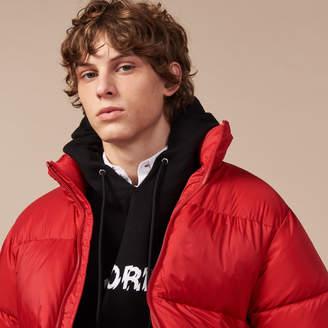 Sandro Technical padded jacket