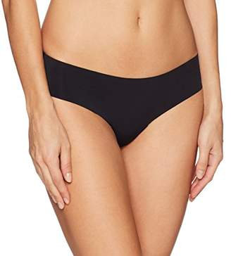 GUESS Women's O77E09MC00P Strings (Jet Black), (Manufacturer Size: Large)