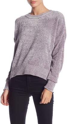 Romeo & Juliet Couture Dropped Shoulder Knit Sweater