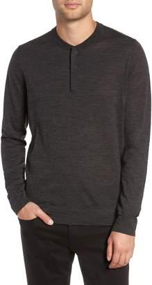 Vince Wool Henley Sweater