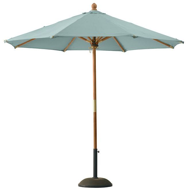 Hardwood Octagonal Umbrella
