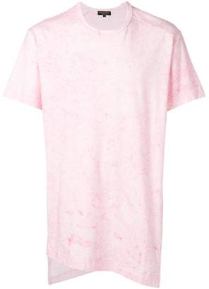 Comme des Garcons washed out style T-shirt