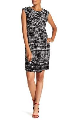 Sandra Darren Shield Dress