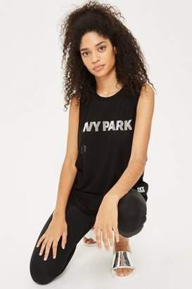 Ivy Park Womens Silicon Logo Tank Top