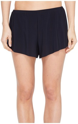 Magicsuit - Solid Jersey Tap Pant Swim Bottom Women's Swimwear $82 thestylecure.com