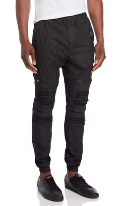 PRPS Black Garrison Pants