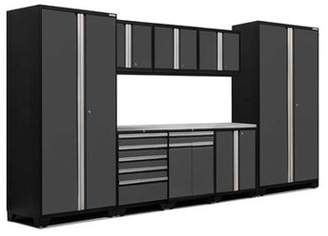 NewAge Products Pro 3.0 9 Piece Garage Cabinet System