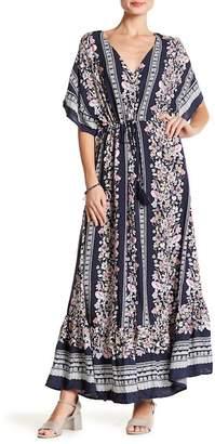 MinkPink In Bloom Maxi Dress