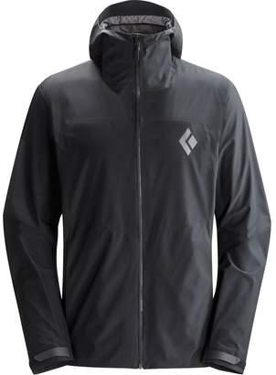 Black Diamond Liquid Point Shell Jacket - Men's