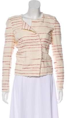 Etoile Isabel Marant Short Knit Coat