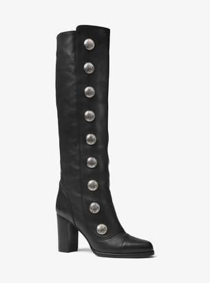 Michael Kors Chapman Calf Leather Boot