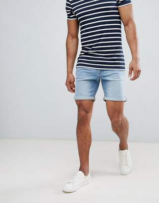 Selected Denim Shorts
