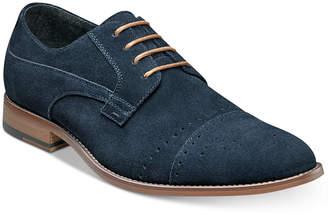 Stacy Adams Men Deacon Suede Cap Toe Oxfords Men Shoes