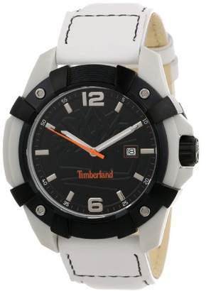 Timberland Men's 'Chocorua' Quartz Stainless Steel and Nylon Casual Watch