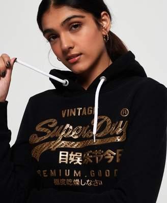 Superdry Premium Goods Luxury Infill Hoodie