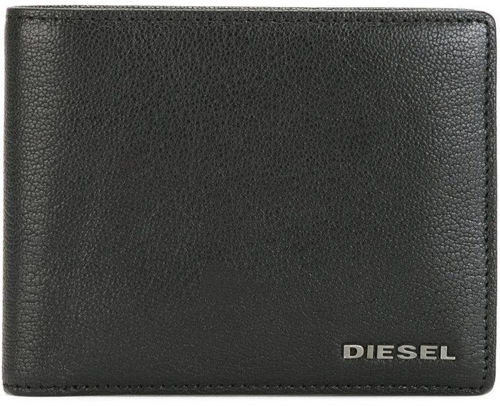 DieselDiesel logo print cardholder