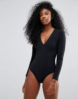 Seafolly Resist Me Long Sleeve Surfsuit