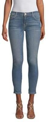 Joie Stiletto Distressed Skinny Jeans