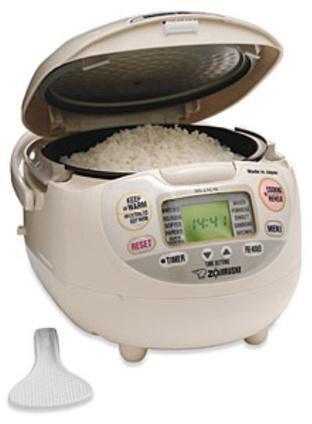 Zojirushi® Neuro-Fuzzy® Logic Rice Cooker