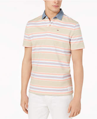 Tommy Hilfiger Men's Apollo Polo, Created for Macy's