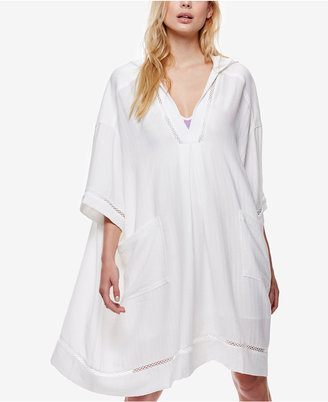 Free People Hooded Shift Dress $198 thestylecure.com
