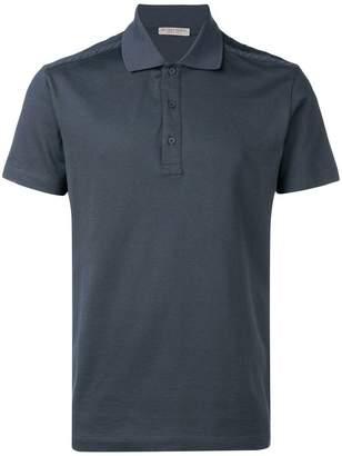 Bottega Veneta Intrecciato woven polo shirt