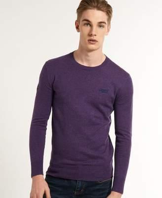 Superdry Orange Label Crew Neck Sweater