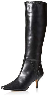 Donald J Pliner Women's Lena Pointed Toe Tall Stretch Boot