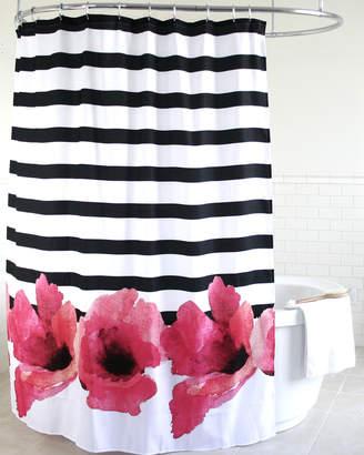 Splash Chic Retreat Shower Curtain