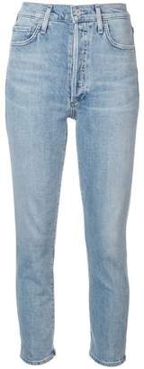 Citizens of Humanity cropped skinny jeans