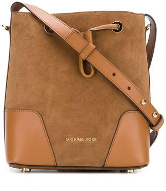 MICHAEL Michael Kors Cary small bucket bag