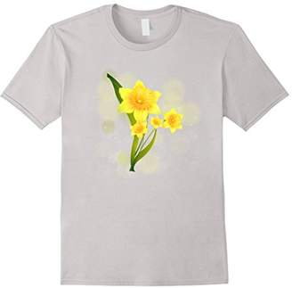 Daffodil Flower Spring T-Shirt