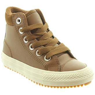6054313f7005 ... Converse Unisex Kids  Chuck Taylor All Star Pc Boot Hi-Top Trainers