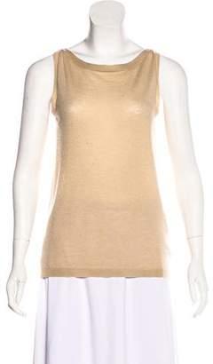 Golden Goose Cashmere Sleeveless Top