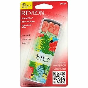 Revlon Box o' Files